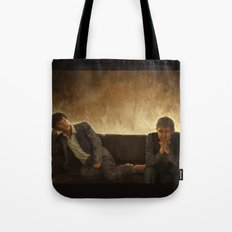 When you say nothing at all Tote Bag