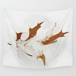 Frosted Memories  Wall Tapestry