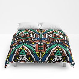 Geometric Power Comforters