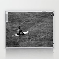 Surfer, Fuerteventura. Laptop & iPad Skin