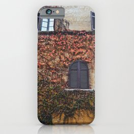 portals .:. room with a view iPhone Case