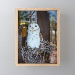 Forgotten Framed Mini Art Print