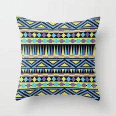 Pattern Playtime Throw Pillow