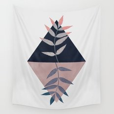 Geometry and Nature 3 Wall Tapestry