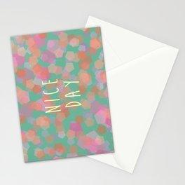 Nice day Stationery Cards