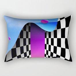 MELANCHOLYYY______UTOPIA Rectangular Pillow