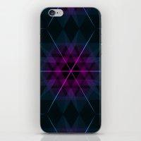 geode iPhone & iPod Skins featuring Geode by Matt Borchert