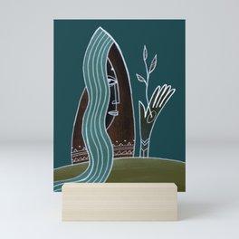 Mother Nature Art Mini Art Print
