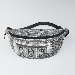 New York Public Library Fanny Pack