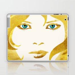 24 Karat Babe Laptop & iPad Skin