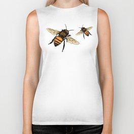 Just Bees! Biker Tank