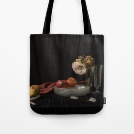 Still life of decay Tote Bag