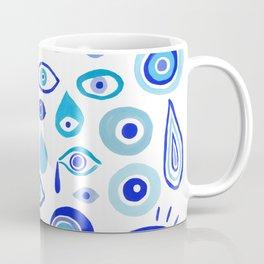 Evil Eyes Coffee Mug