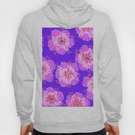 Violet Annabelle Lace Rose Hoody