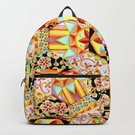 Gypsy Patchwork (printed) Backpack
