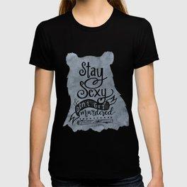 SSDGM Bear T-shirt