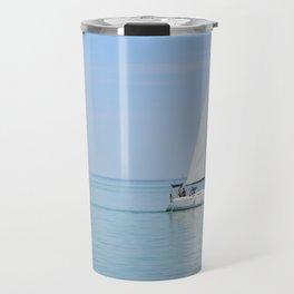 Lake Balaton Travel Mug