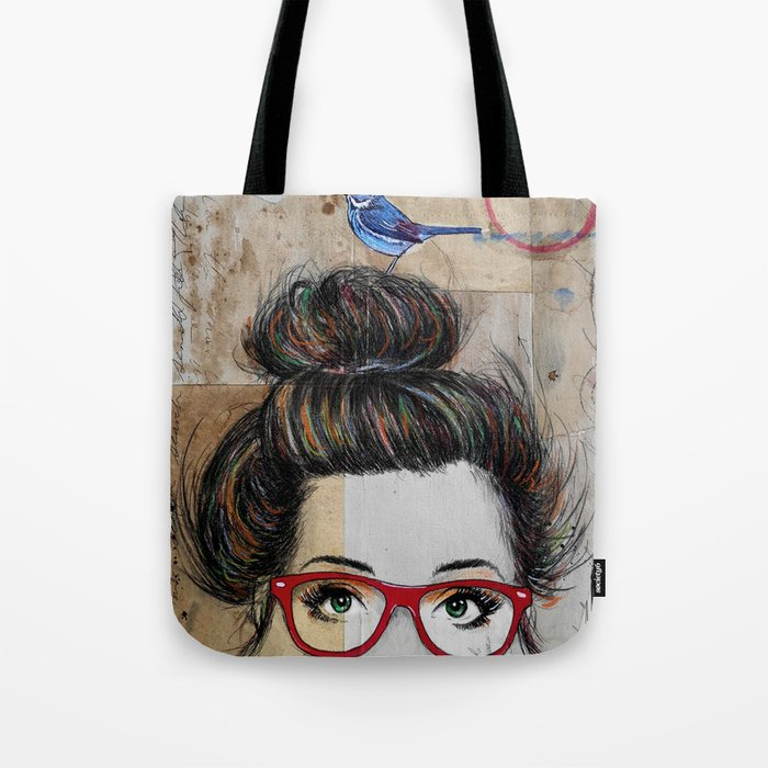 NEVERTHELESS Tote Bag