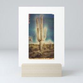 saguaros #451 Mini Art Print