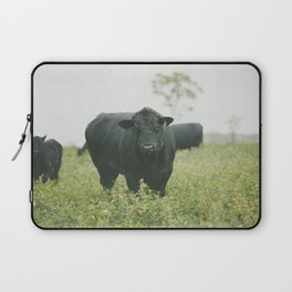 Bovine Fun Laptop Sleeve
