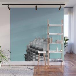 LND CLR X-1 London Colour Architecture Art Wall Mural