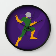 Special effect wizard, Quentin Beck (Mysterio) Wall Clock