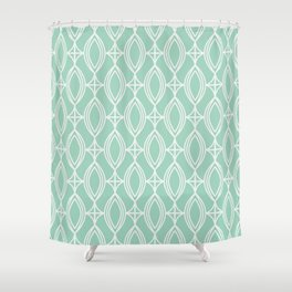 Tiffany's Diamonds Shower Curtain