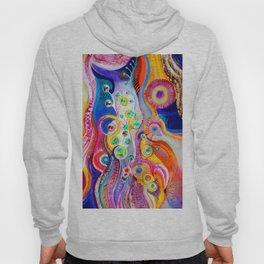 abstract  #216 Hoody