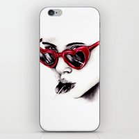 lolita iPhone & iPod Skins featuring Lolita  by Bella Harris
