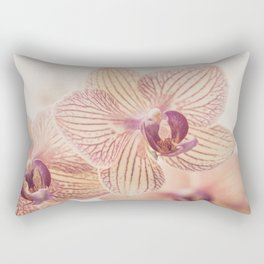 Orchid III Rectangular Pillow