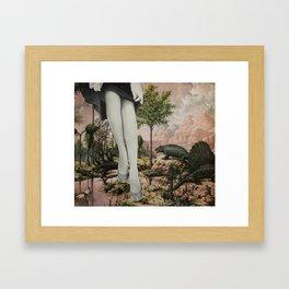 EXTINCTION || Framed Art Print
