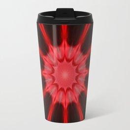 Red Spectrum Travel Mug