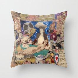 The Strange Love Throw Pillow