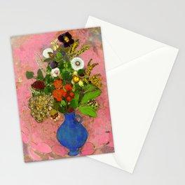 """Odilon Redon """"Flowers"""" (1) Stationery Cards"""