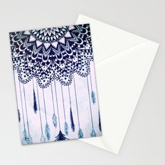BOHO DREAMS MANDALA Stationery Cards