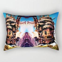 Beware of Howl's Moving Castle! Rectangular Pillow