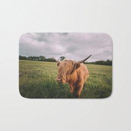 Epic Highland Cow Bath Mat