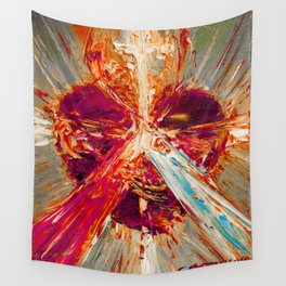 Sacred love III Wall Tapestry