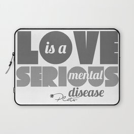 Love - By Plato Laptop Sleeve