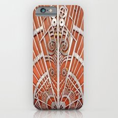 Metal Overlay iPhone 6s Slim Case