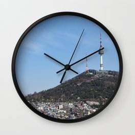 Namsan Tower Wall Clock