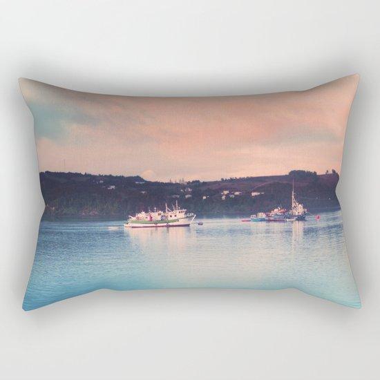 Pastel vibes 23 Rectangular Pillow