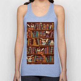 Hogwarts Things Unisex Tank Top