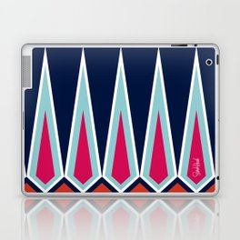 Mid Century Muse: Norms in Technicolor Laptop & iPad Skin