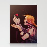 fullmetal Stationery Cards featuring edward by emvli