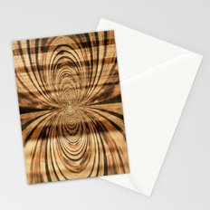 Spider Wood Stationery Cards