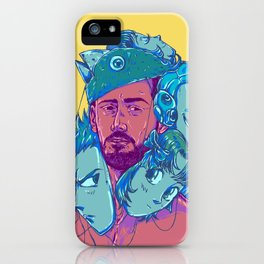 Who you are iPhone Case