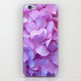 Hydrangea Heaven iPhone Skin