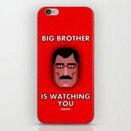 Big Brother #1 iPhone Skin