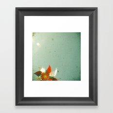 Pin Wheel Framed Art Print